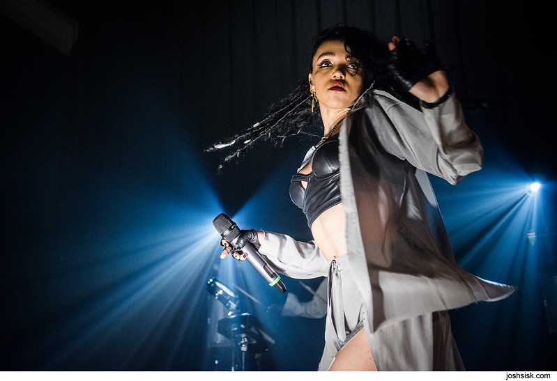 FKA Twigs @ 9:30 Club
