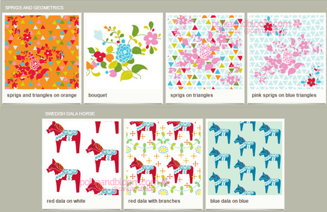 Spoonflower Collections