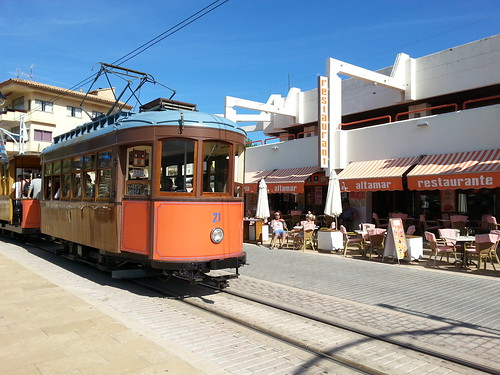 [281/365] Tramway - Soller - Baleares