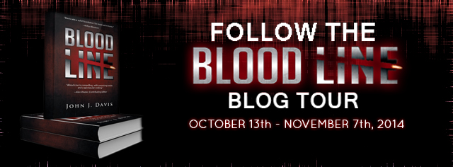 Blood Line Blog Tour 10/13-11/7 Giveaway