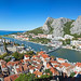 Omis pano from Mirabela fortress, Omis by Miche & Jon Rousell