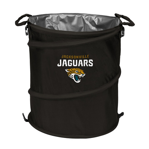Jacksonville Jaguars Trash Can Cooler