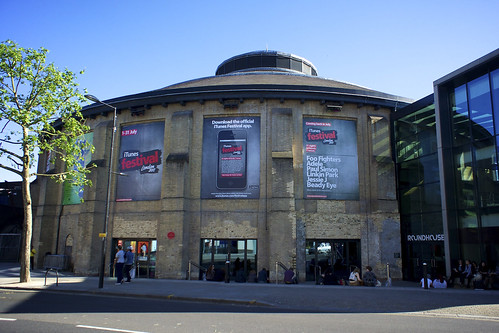 The Roundhouse, photo by Paul Hudson