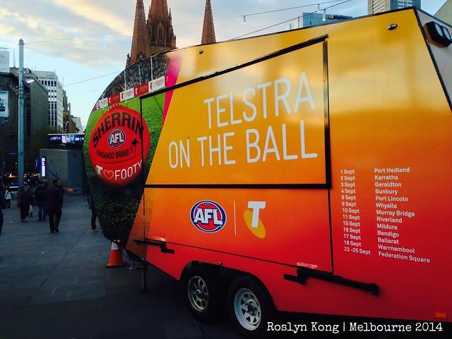 AFL, Melbourne