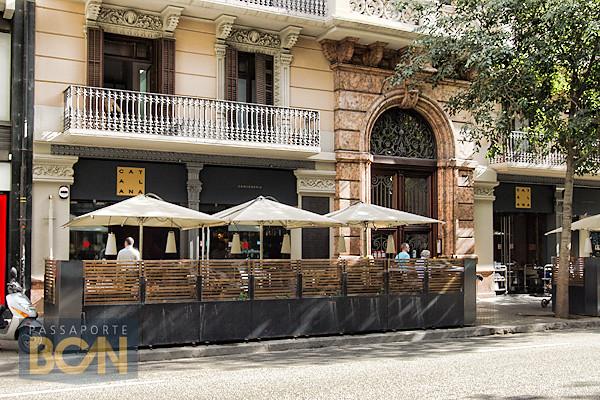 Cervecería Catalana, Barcelona