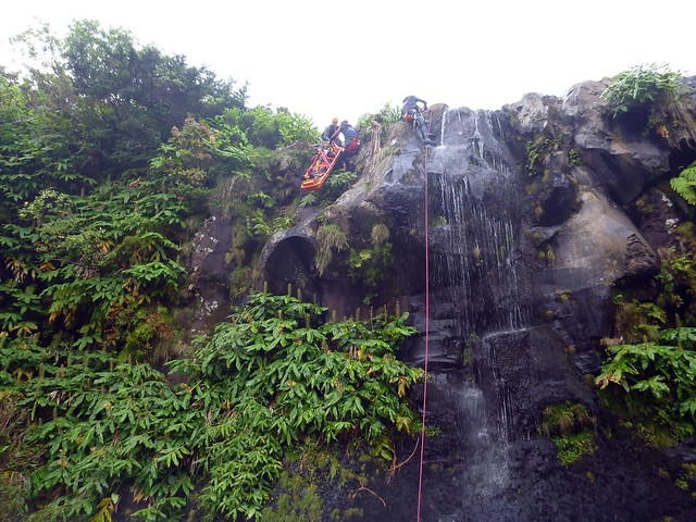 Rescue in Algares