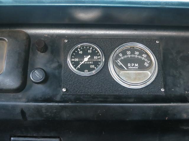 gauge panel done