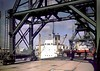 Unloading at the Quayside, 1957