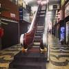 escada rolante #escadarolante #escalator #galeria #saopaulo