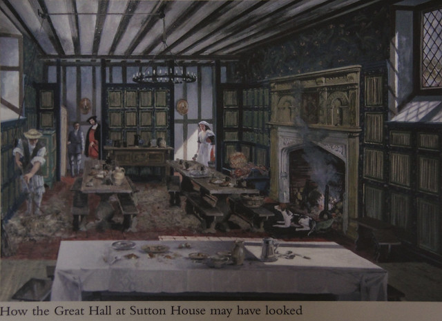 Sutton House, Hackney, London,