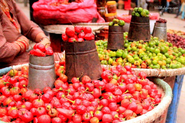 Kathmandu Nepal Market