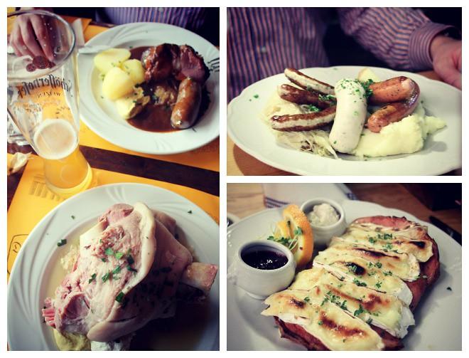 Saksalainen & berliiniläinen ruoka