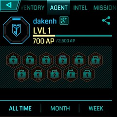 Ingress...on iOS...The end of The world is near...#ingress #g+ #iOS