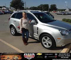 Four Stars Auto Ranch Chevrolet Buick  Chrysler Jeep Dodge Ram SRT Henrietta Texas Customer Reviews Dealer Testimonials - Kayla Provence