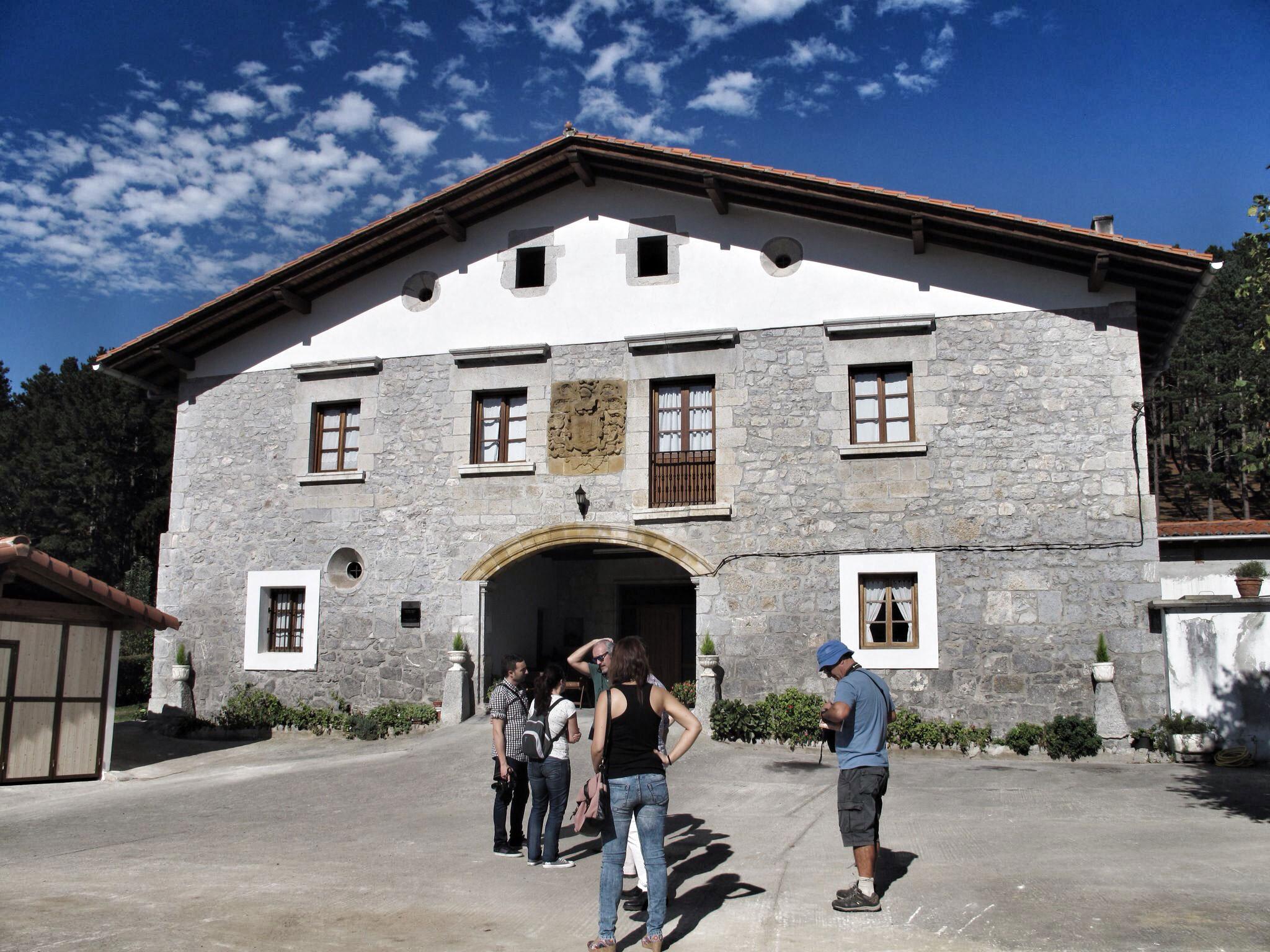Lekoia Bekoa_ Berriatua_reharq_jornadas patrimonio europeo bizkaia