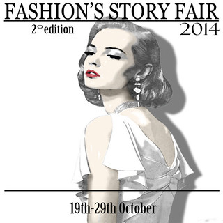 FASHION STORY FAIR 2014 logo