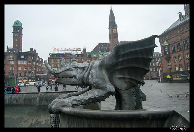 Plaza del Ayuntamiento Copenhague