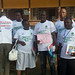 Community health workers are volunteers who receive training facilitated by Oxfam. They are provided with training kits and t-shirts. They then go into communities and explain the realities of Ebola, what to do if a family member is displaying the symptoms and how to protect yourself. This messaging is vital to stopping the spread of Ebola, as there are sometimes misunderstandings of how it is spread.  The overwhelming priority now is to stop Ebola spreading. New fully-equipped treatment and isolation centres are needed, as well working with communities to prevent new infections.   We need a huge surge in response now. This needs funding and people. These treatment and isolation centers need doctors, nurses and other medical professionals to treat Ebola patients and train others.   Please support Oxfam's Ebola response  Photo: Holly Taylor/Oxfam, 18 October 2014