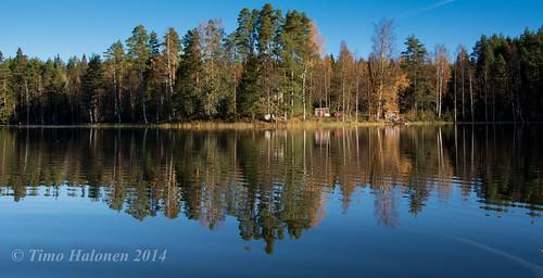 autumn lake fall water finland october vehkajärvi tavastia kasiniemi vesi syksy järvi häme padasjoki nikondx lokakuu impressedbeauty d5200 nikkorafsdx18105mmf3556gvr
