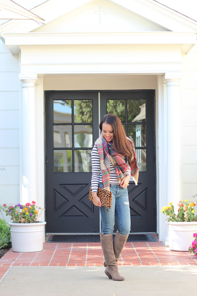 Elbow Patches and Plaid-2