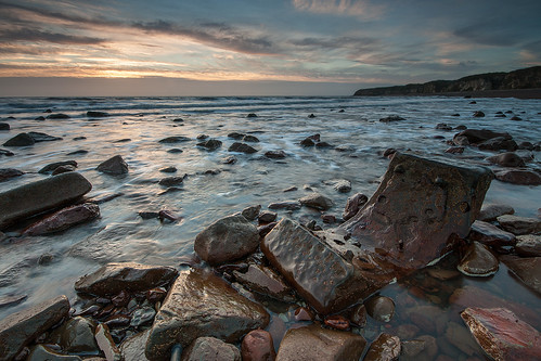 morning england seascape sunrise northeast seaham blastbeach countydurham sigma1020mmf456exdchsm canon400d