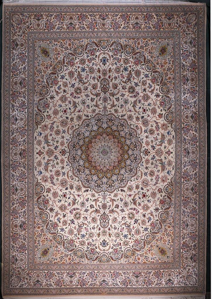 Isfahan 10x13 3300 Kheft Master Piece