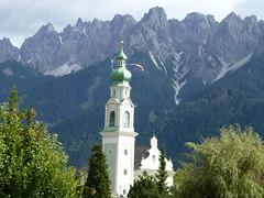 Kirche von Toblach