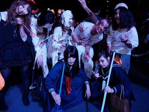 Nakameguro Blue Halloween 41