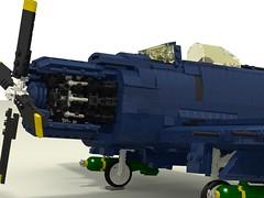 Douglas AD-4 (A-1D) Skyraider