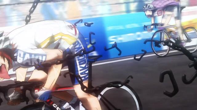 Yowamushi Pedal ep 35 - image 19