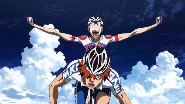 Yowamushi Pedal ep 36 - image 04