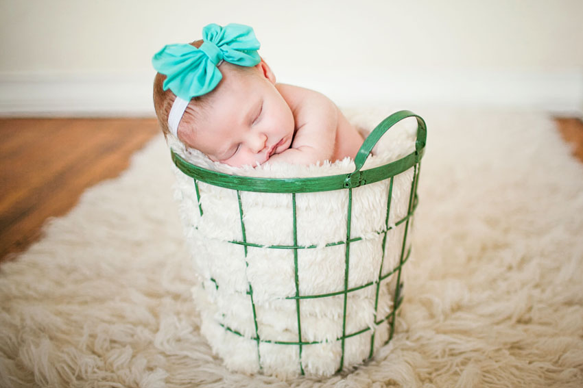 cora's newborn photos | indiejane photography