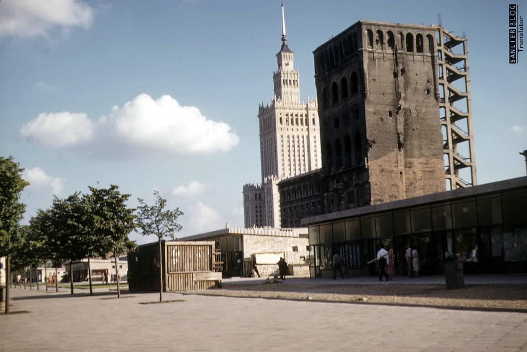 1958年华沙重建1