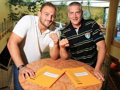 WBO-Europameister Francesco Pianeta und SES Boxing gehen gemeinsam weiter auf dem Weg zur nächsten WM-Chance