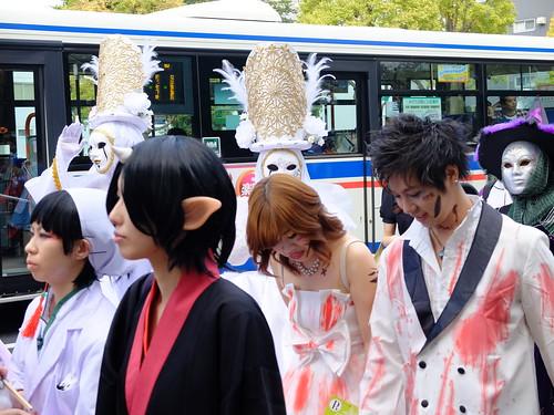 Kawasaki Halloween parade 2014 98