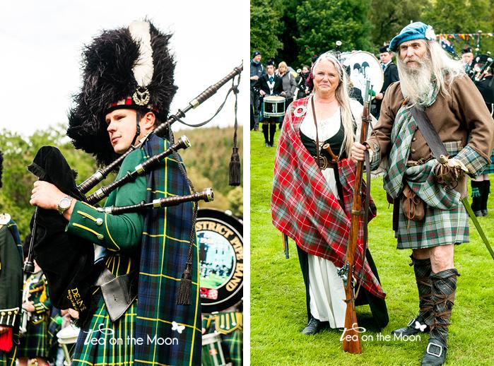 Highland Games, Escocia