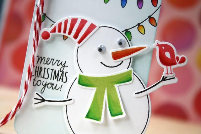 SSS - Build a Snowman