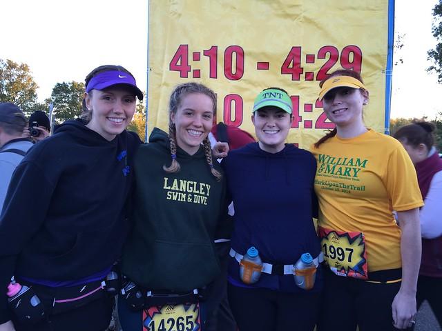 Marine Corps Marathon 2014