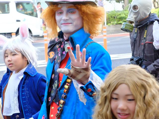 Kawasaki Halloween parade 2014 111