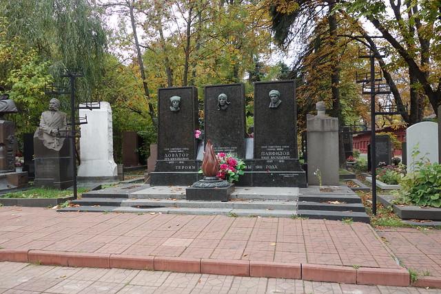 168 - Cementerio Novodevichy