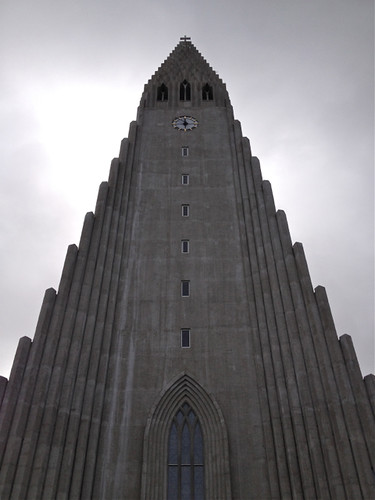 Iceland Hallsgrimur Cathedral
