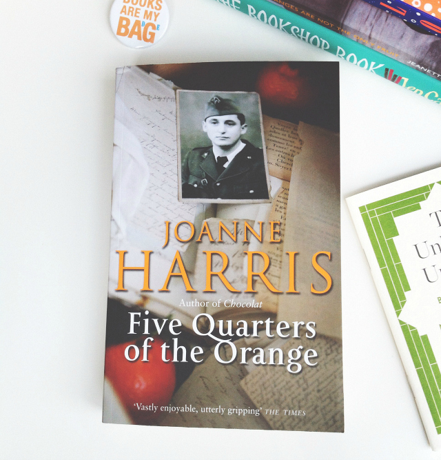 books are my bag book blog vivatramp lifestyle uk joanne harris