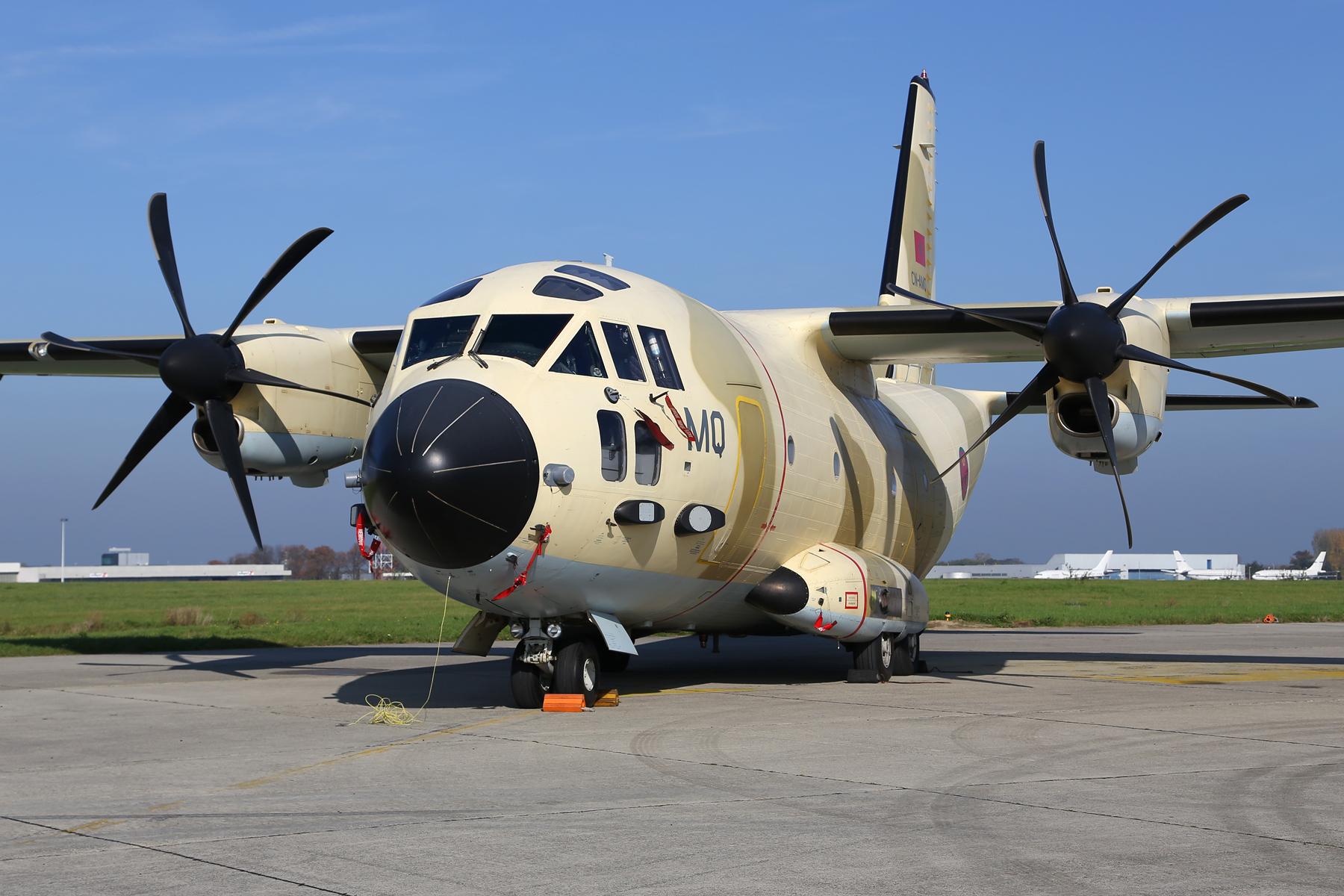 FRA: Photos d'avions de transport - Page 20 15483679050_70e155a9b0_o