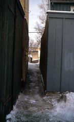 Brodals gate / Svartlamon
