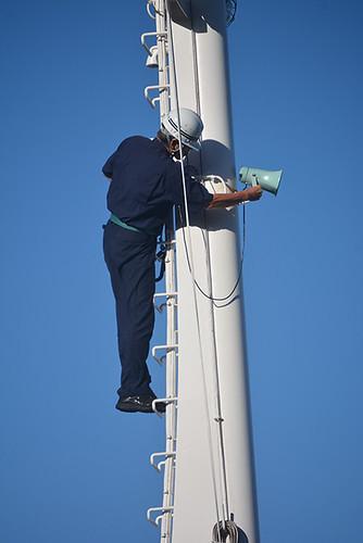 fixing a speaker