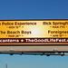 Encanterra billboard for The Good Life Festival - Santan Freeway Loop 202, Chandler, AZ