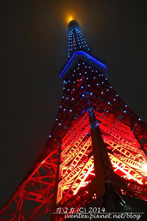 00刀口力日本東京鐵塔