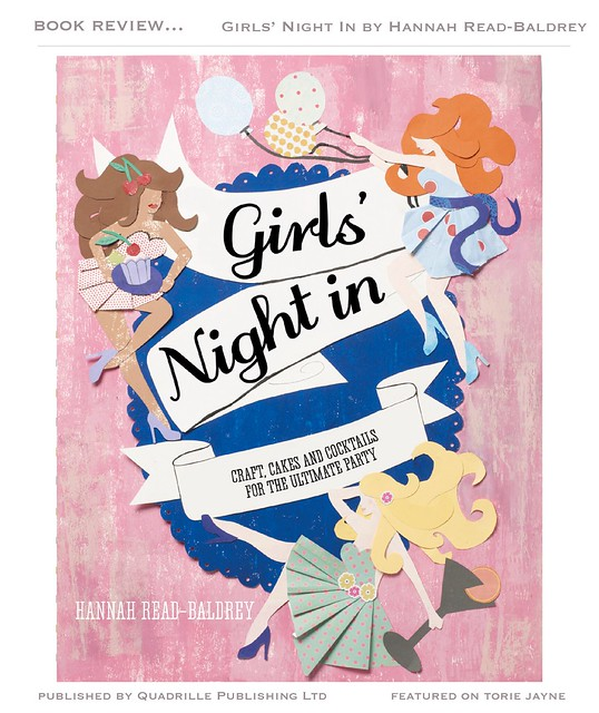 Girl's Night In by Hannah Read-Baldrey