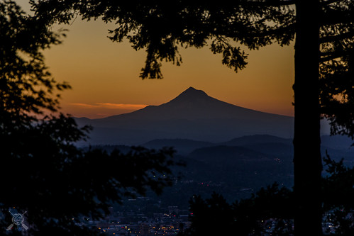oregon sunrise portland nikon portlandor aroundtown pittockmansion 2014 d7000