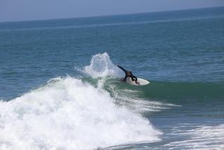 Ventura Beach, California.
